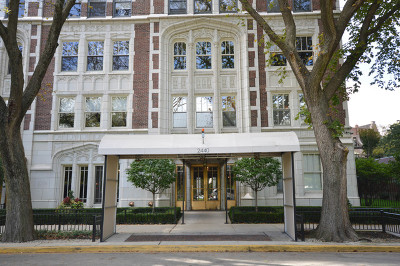 Condo/Townhouse New: 2440 North Lakeview Avenue #8A