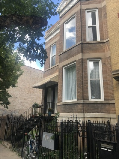 Multi Family Home For Sale: 3270 West Armitage Avenue