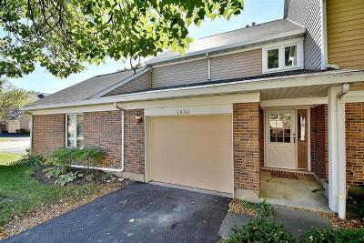 Arlington Heights Condo/Townhouse New: 1532 North Courtland Drive #6