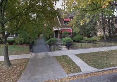 Chicago Single Family Home Price Change: 9716 South Hamilton Avenue