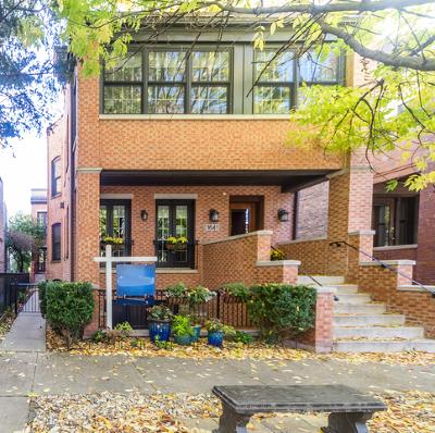 Condo/Townhouse New: 1639 West Winona Street #D