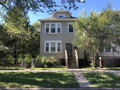 Chicago Multi Family Home Re-Activated: 8426 South Brandon Avenue