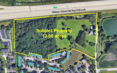 Aurora  Residential Lots & Land For Sale: 2054 Selmarten Road