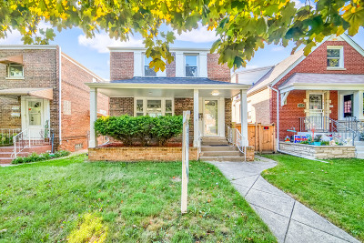 Cicero Single Family Home New: 3532 South 57th Court