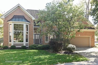 Palatine Single Family Home New: 1521 Pendelton Court