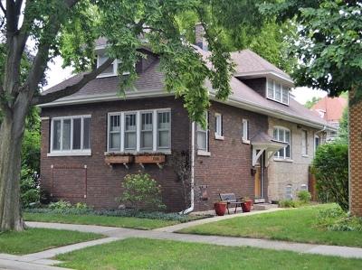 Oak Park Single Family Home For Sale: 1006 South Euclid Avenue