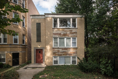 Multi Family Home For Sale: 2316 West Arthur Avenue