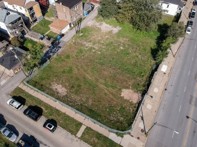 Chicago Residential Lots & Land For Sale: 9700 South Ewing Avenue