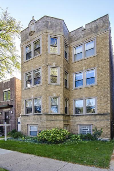 Condo/Townhouse New: 4850 North Oakley Avenue #2F