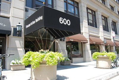 Condo/Townhouse New: 600 South Dearborn Street #804