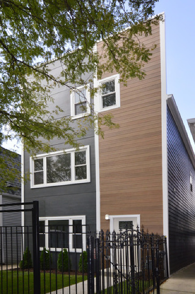 Single Family Home New: 3054 North Central Park Avenue