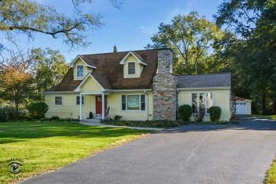 La Grange Single Family Home Price Change: 7905 Howard Avenue