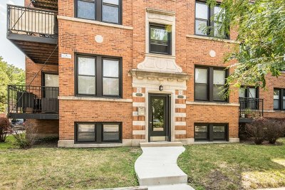 Condo/Townhouse New: 4257 North Ashland Avenue #G