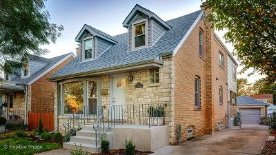 Chicago Single Family Home New: 5032 North Sayre Avenue