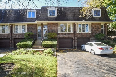 Cook County Condo/Townhouse New: 1866 Old Willow Road