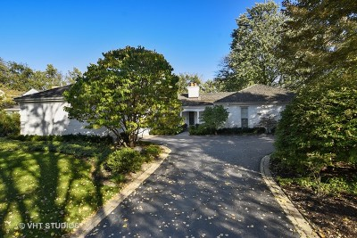 Lake Forest Single Family Home For Sale: 465 Lexington Drive