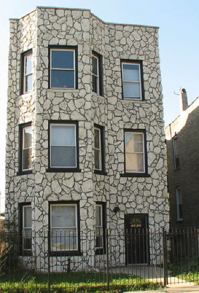Cook County Multi Family Home New: 1828 South Harding Avenue