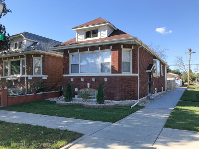 Cook County Single Family Home New: 8100 South Harvard Avenue