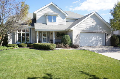 New Lenox Single Family Home New: 572 Bishops Gate