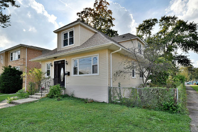 Cook County Single Family Home New: 4360 Ruby Street