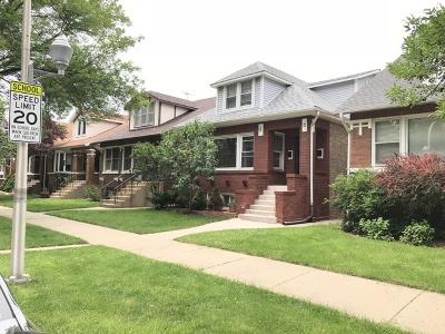 Cook County Multi Family Home New: 5222 North Lieb Avenue