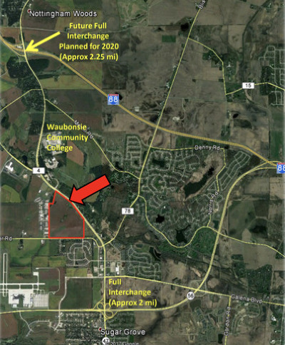 Residential Lots & Land For Sale: 167 Acre Route 47