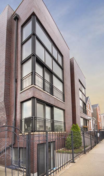 Condo/Townhouse New: 1644 West Blackhawk Street #1W