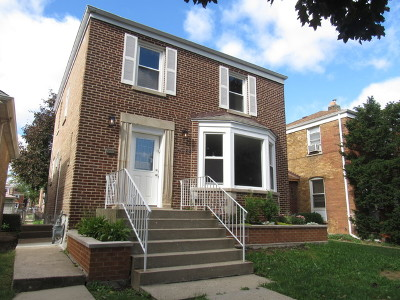 Cicero Single Family Home New: 3634 South 58th Court