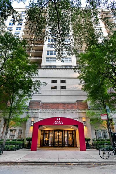 Condo/Townhouse New: 21 West Chestnut Street #808