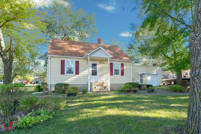 Coal City Single Family Home For Sale: 820 East 1st Street