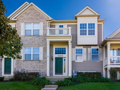 Plainfield Condo/Townhouse New: 24639 John Adams Drive
