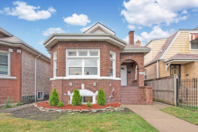 Chicago IL Single Family Home New: $234,900