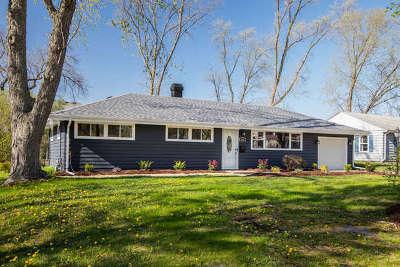 Wheaton Single Family Home New: 819 Wakeman Avenue