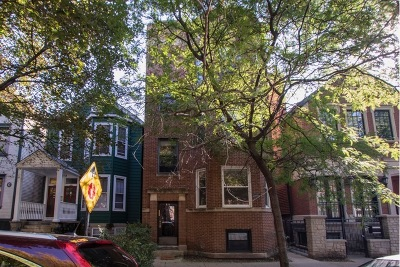 Multi Family Home New: 3111 North Racine Avenue