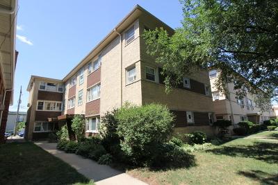 Chicago Condo/Townhouse New: 5549 West Higgins Avenue #2B