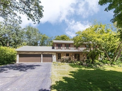 Sleepy Hollow Single Family Home For Sale: 714 Deer Lane