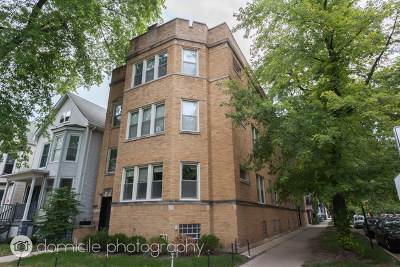 Condo/Townhouse New: 1518 West Waveland Avenue #3