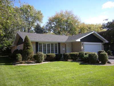 Single Family Home New: 17207 Kimbark Avenue