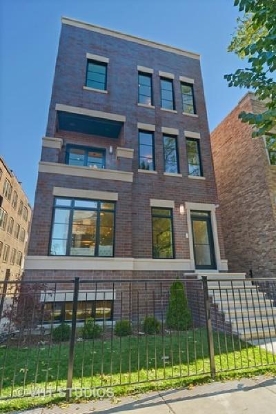 Condo/Townhouse For Sale: 3913 North Janssen Avenue #1