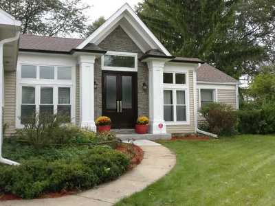 Buffalo Grove Single Family Home For Sale: 9 Knight Hill Court