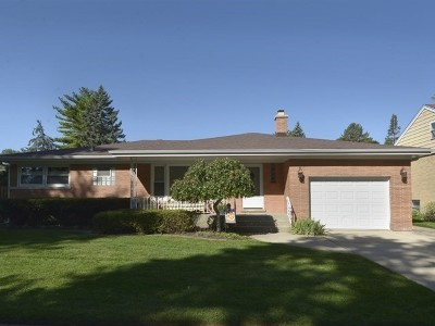 Arlington Heights Single Family Home New: 330 South Prindle Avenue