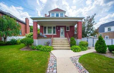 Chicago Single Family Home New: 3337 West 114th Street