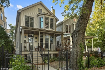 Berwyn, Brookfield, Chicago, Cicero, La Grange, La Grange Park, North Riverside, Oak Lawn, Riverside, Westchester Single Family Home New: 4714 North Wolcott Avenue North