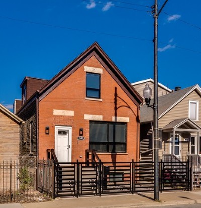 Single Family Home New: 2640 West Grand Avenue