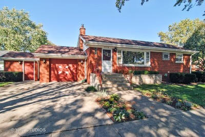 North Riverside Single Family Home For Sale: 2258 South 3rd Avenue