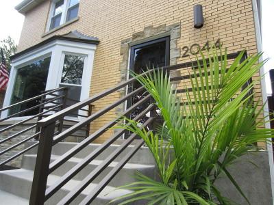 Single Family Home New: 2044 North Neva Avenue