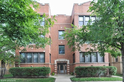Chicago Condo/Townhouse New: 2419 West Foster Avenue #3W