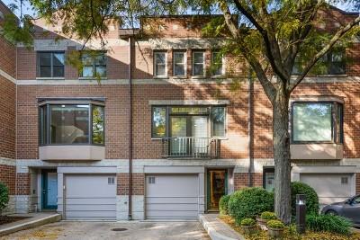 Chicago Condo/Townhouse New: 2730 North Greenview Avenue #L