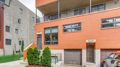 Condo/Townhouse New: 1648 West Ohio Street #1W