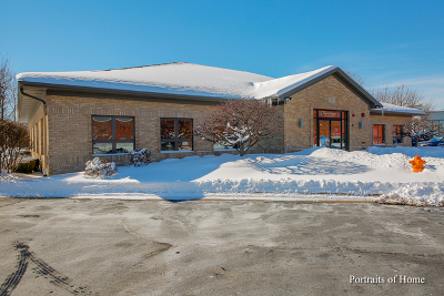 Naperville Commercial For Sale: 3155 Book Road West #2